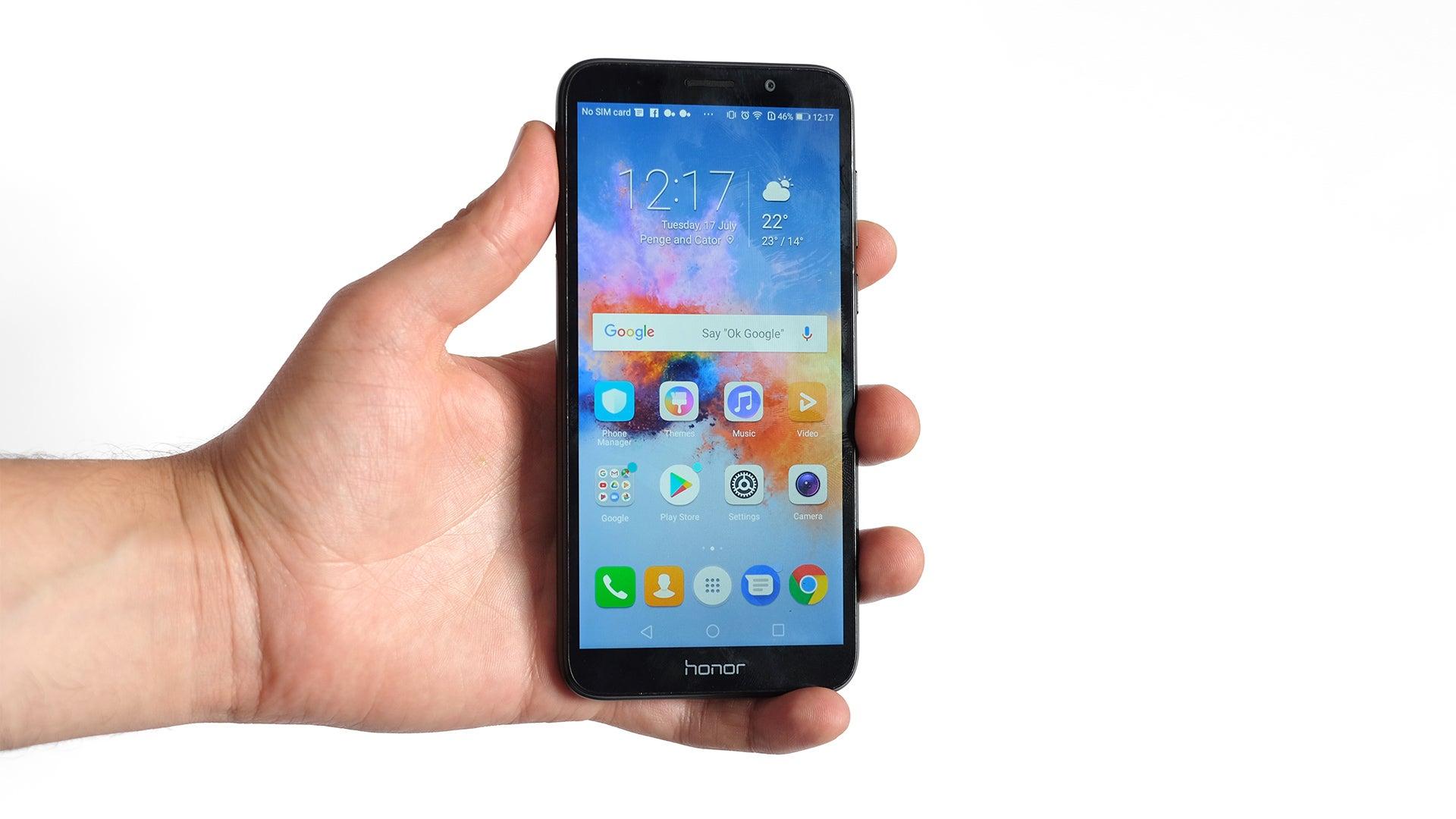 Honor 7S 16G - گوشی موبایل آنر ۷اس