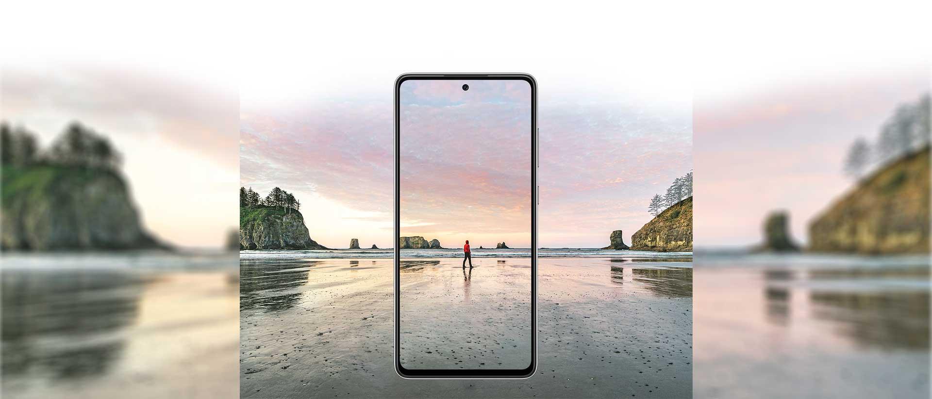 گوشی موبایل سامسونگ مدل Galaxy A72 - موبایلتو