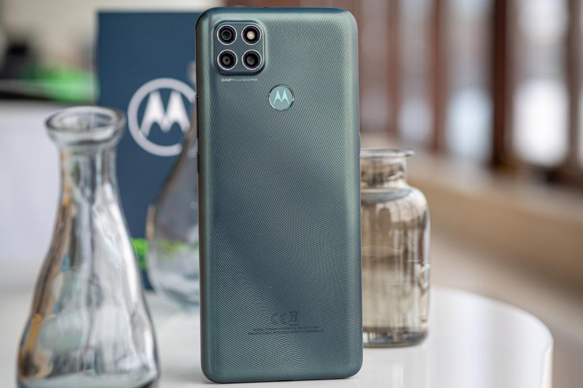 Motorola Moto G9 Power 128/4GB - گوشی موتورولا موتو جی ۹ پاور