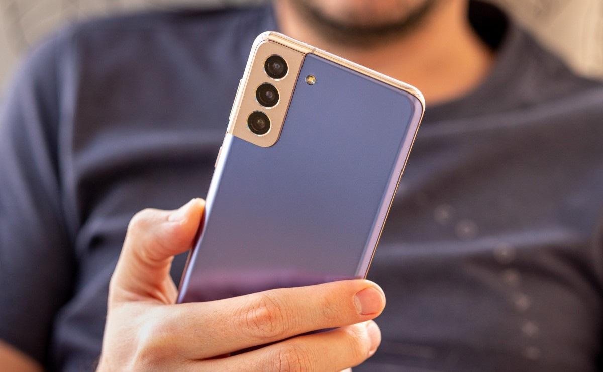 Samsung Galaxy S21 plus 5G 128/8 GB - گوشی سامسونگ گلکسی اس ۲۱ پلاس