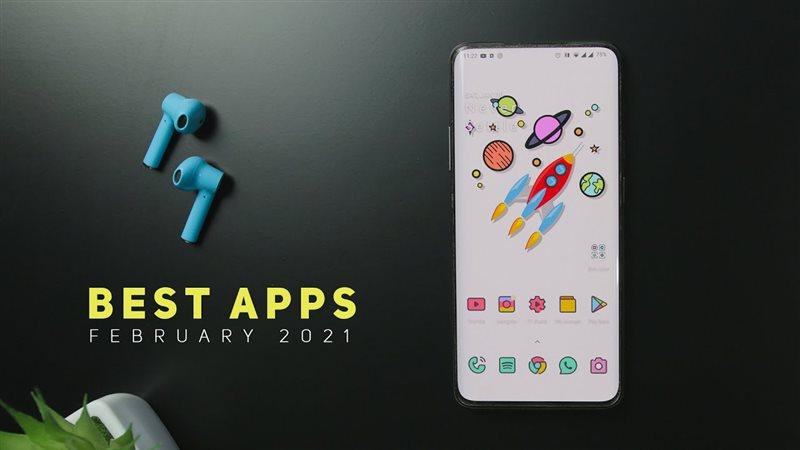 بهترین اپلیکیشن های جدید اندروید فوریه ۲۰۲۱